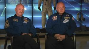 NASA conducts unique experiment involving pair of astronaut twins