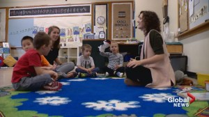 Calgary preschool helps kids with hearing loss