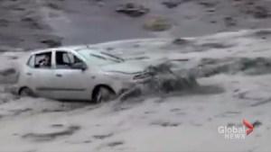 Heavy rains and mudslides in Peru cause death, widespread destruction