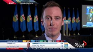 Alberta Election 2015: PC headquarters silent as NDP majority government declared