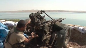 Kurdish forces reportedly regain control of Mosul dam