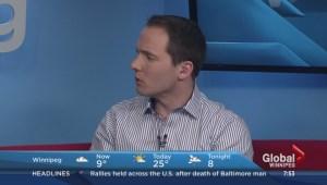 Winnipegger with brain tumour takes on Winnipeg Police Service half-marathon