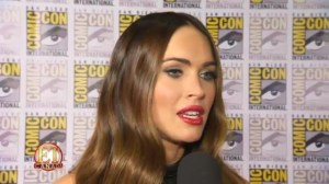 Megan Fox's 'Teenage Mutant Ninja Turtles' Fangirl Moment