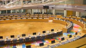Massive (and massively expensive) EU council building drawing skepticism