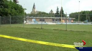 Boy found dead in Grande Prairie pool
