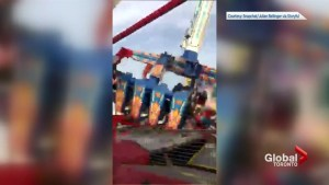 CNE shuts down ride after Ohio fair death