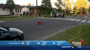 Third hit-and-run in Calgary