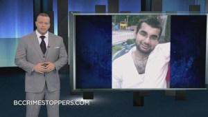 Crime Stoppers: Sahil Sharma