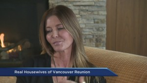 Real Housewives of Vancouver reunion