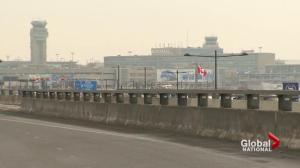 Security clearance revoked for 5 Montreal airport workers
