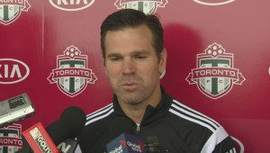 TFC coach Greg Vanney only wants players that are committed