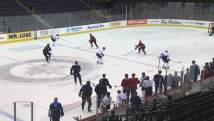 Winnipeg Jets Return From Break