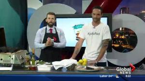 Canada Day Seafood Barbeque Options – Segment 1