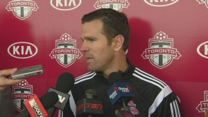 TFC coach Vanney describes what he thinks is missing from club