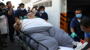 World's reportedly heaviest man set to undergo surgery