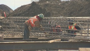 Regina Bypass construction almost half-finished
