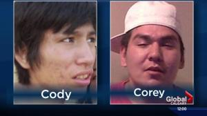 Manyshots brothers to be sentenced for kidnap, repeated rape of Calgary teen