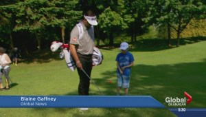 Top-notch golf tournament coming to Kelowna
