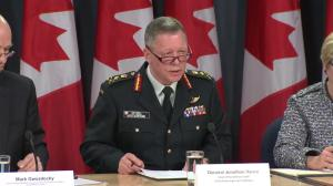 Canada consulting with Iraq to train forces in fight against ISIS
