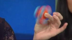 Fidget spinner – the new fad toy flying off the shelves