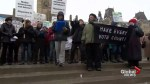 Protests held across Canada against Liberal's broken promise on electoral reform