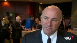 Kevin O'Leary spits nasty criticism at Premier Notley