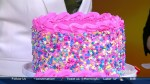 Sweetapolita Bakebook:  Rainbow and Sprinkles Cake