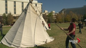 U of R Tipi competition