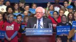 Bernie Sanders sets sights on Democratic Convention as campaign fights on