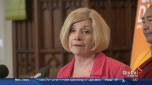 "Cheri DiNovo on running as an ""unofficial"" contender for the federal NDP leadership"