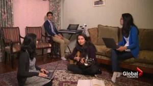Singing siblings are making a global impact