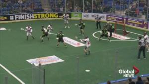 New England Black Wolves edge Saskatchewan Rush 13-12 in overtime