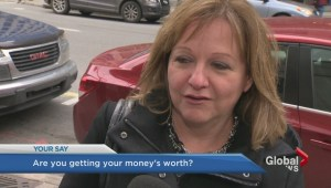 What do Montrealers think of the budget?