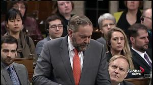 Tom Mulcair reflects on the life and political service of Jim Hillyer