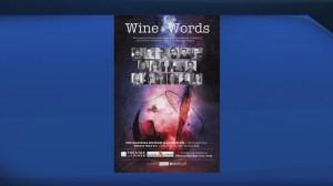 Wine and Words Winnipeg Festival preview