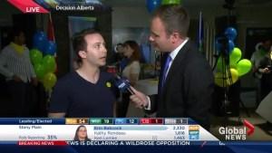 Alberta Election 2015: Alberta Party appears to finally take legislative seat