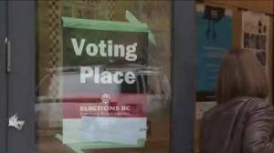 Polls open for voting on election day in B.C.