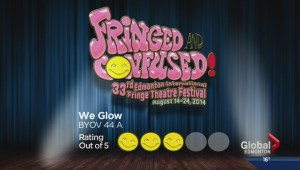 Fringe Review: Pig by Roger, We Glow