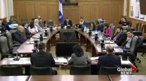 Quebec sticks to guns over Bills 3 and 10