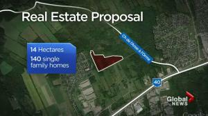 Sainte-Anne-de-Bellevue development lawsuit