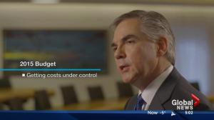 Opposition slams Prentice's pre-budget speech