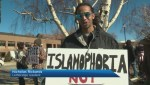 Anti-Sharia Law rally flops, pro-Islam rally breaks out in Lethbridge