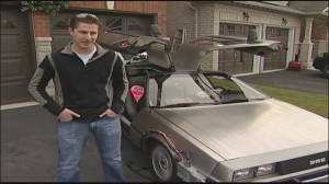 Archive: GTA man recreates Delorean from movie, 'Back to the Future'
