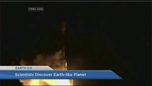 Scientists discover Earth-like planet