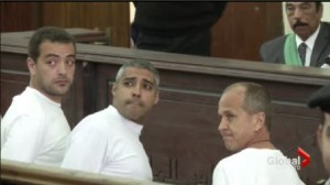 After 200 days in an Egyptian jail, Canadian journalist Mohamed Fahmy wrote a defiant letter to the world