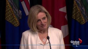 Raucous fall sessions comes to an end at Alberta legislature