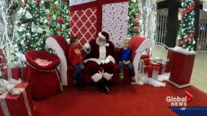 More malls offering quiet Santa visits for kids with special needs