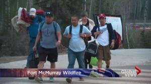 Fort McMurray wildfire: Fleeing residents describe 'never-ending evacuation' as fire grows