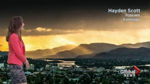 BC Evening Weather Forecast: May 18