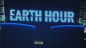The world switches off for Earth Hour Saturday night